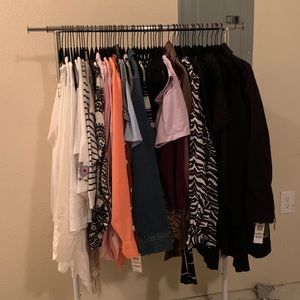 CLOSET CLEAROUT SALE